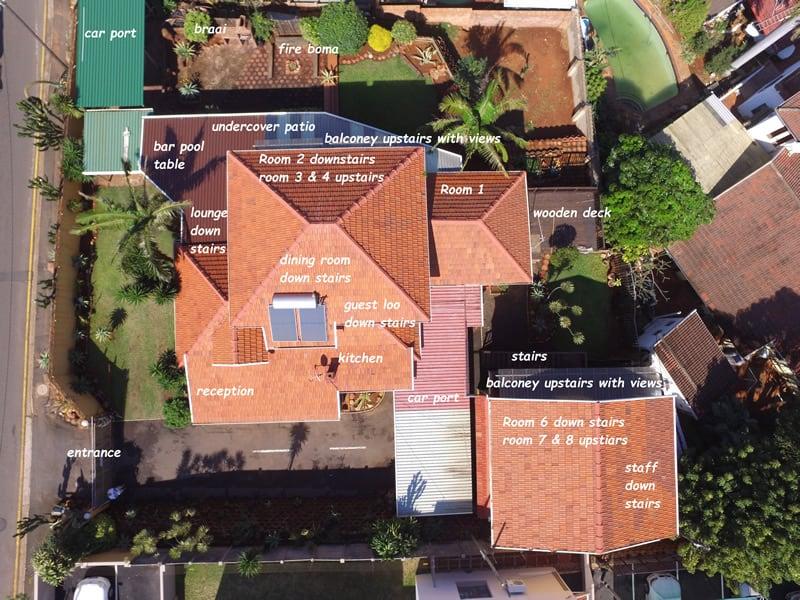 Durban   Flintstones Guest House